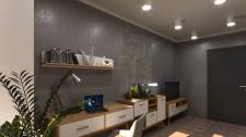 Дизайн-проект квартиры. Спальня