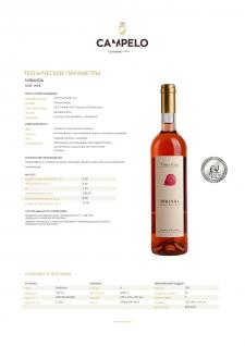 Перевод этикетки для вина