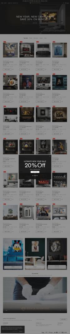 Интернет-магазин Black Diamond Arts