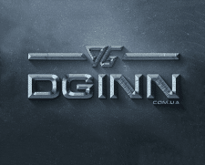 Логотип интернет-магазина техники DGin