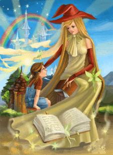 Редактирование сказки в стихах