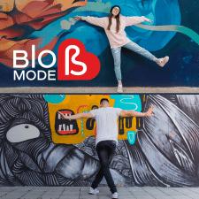 Логотип Bloβ Mode