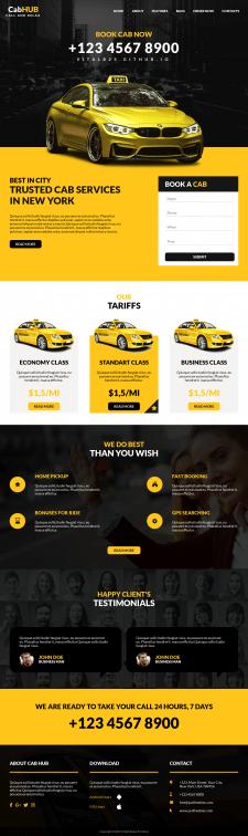 TaxiCabHUB