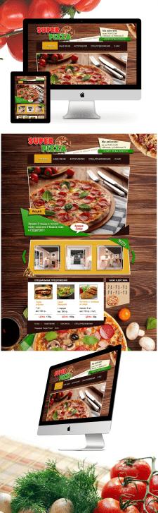 """Дизайн для """"Пиццерия"""""""