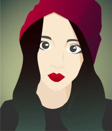илюстрация для моб. приложения