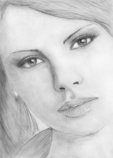 Муза портрет