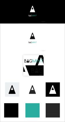 Логотип Bagmint