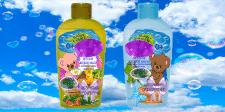 Дизайн этикетки детского жидкого мыла