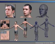 Модель человек