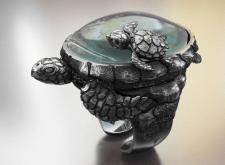 кольцо женское,морские черепахи