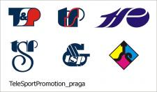 Варианты лого теле-спорт канала (Чехия)