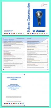 Brochure Science Opportunuties UKRAINE