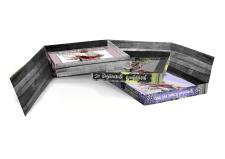 Дизайн бокса для подарочного набора книг