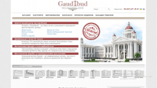 Сайт для послуг фасадного декору