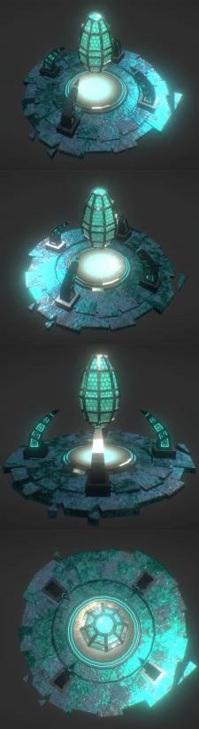 Портал, игровая модель (game model, portal)