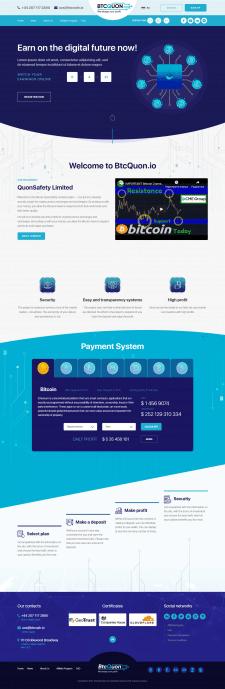 BTCQuon - криптообменник