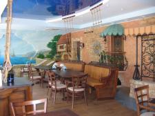 Дизайн кафе АКВАТОРИЯ