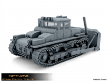 DET-250 (Diesel Electric Tractor) (2)
