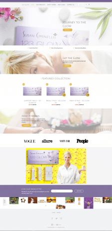 Редизайн магазина на Shopify