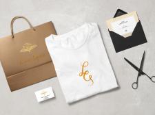 Лейбл та фірмовий стиль для марки жіночого одягу