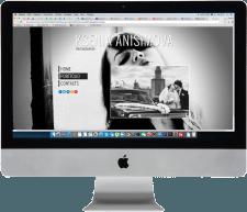 Сайт-портфолио частного фотографа