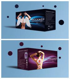 Упаковка; alpha-massager