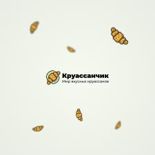 Логотип Круассанчик