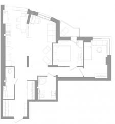 Перепланування квартири у Тернополі