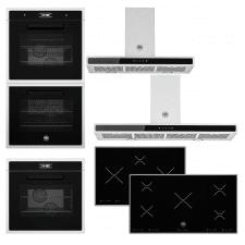 Предметна візуалізація кухонної техніки Bertazzoni