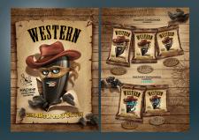 Листовка ТМ Western