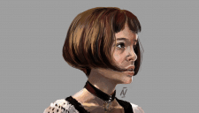 Диджитал портрет