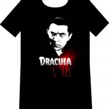 Dracula T-Shirt Design