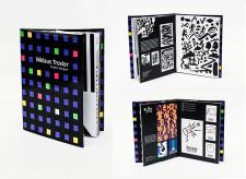 Книга Niklaus Troxler. Graphic designer