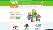 """Интернет-магазин игрушек """"Игроленд"""""""