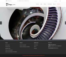 Сайт компанії CXODU.com
