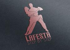 Дизайн логотипа для танцевальной школы