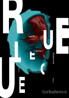 ser. of posters for 5 Odessa biennale