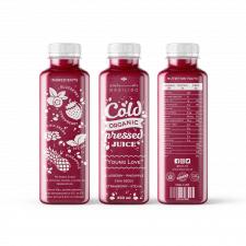 Basiligo - органический сок холодного отжима