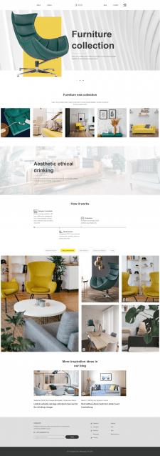 Многостраничный сайт(верстка + адаптив)