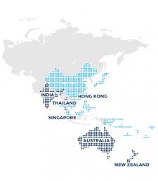 Дизайн карты представительств