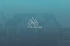 "Логотип для агентства недвижимости ""A.House"""