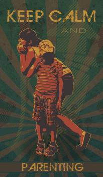 Дизайн социального постера