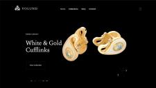Сайт ювелирных изделий