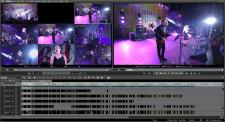 Многокамерная видеосъёмка концерта