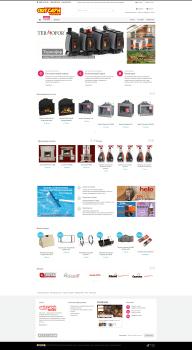 Интернет-магазин для магазинов Свит Саун Камины