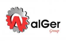 Логотип компании с 3д моделью