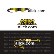 Логотип для сайта allck.сom