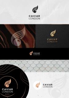 логотип для бренда икры