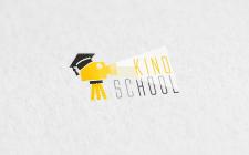 Логотип для киношколы Kinoschool.by