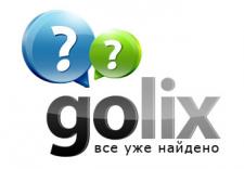 Логотип golix